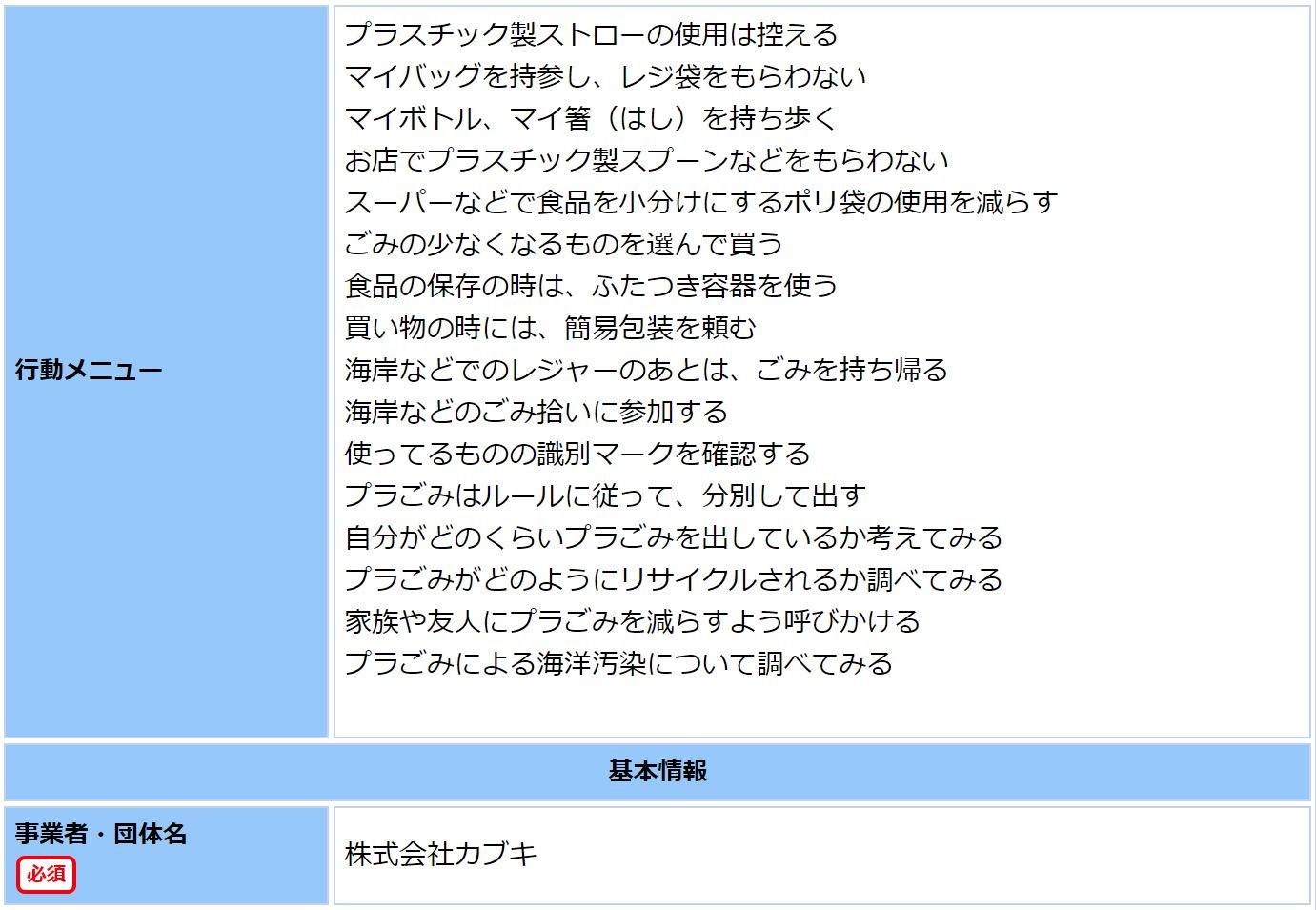 神奈川県マイエコ10宣言